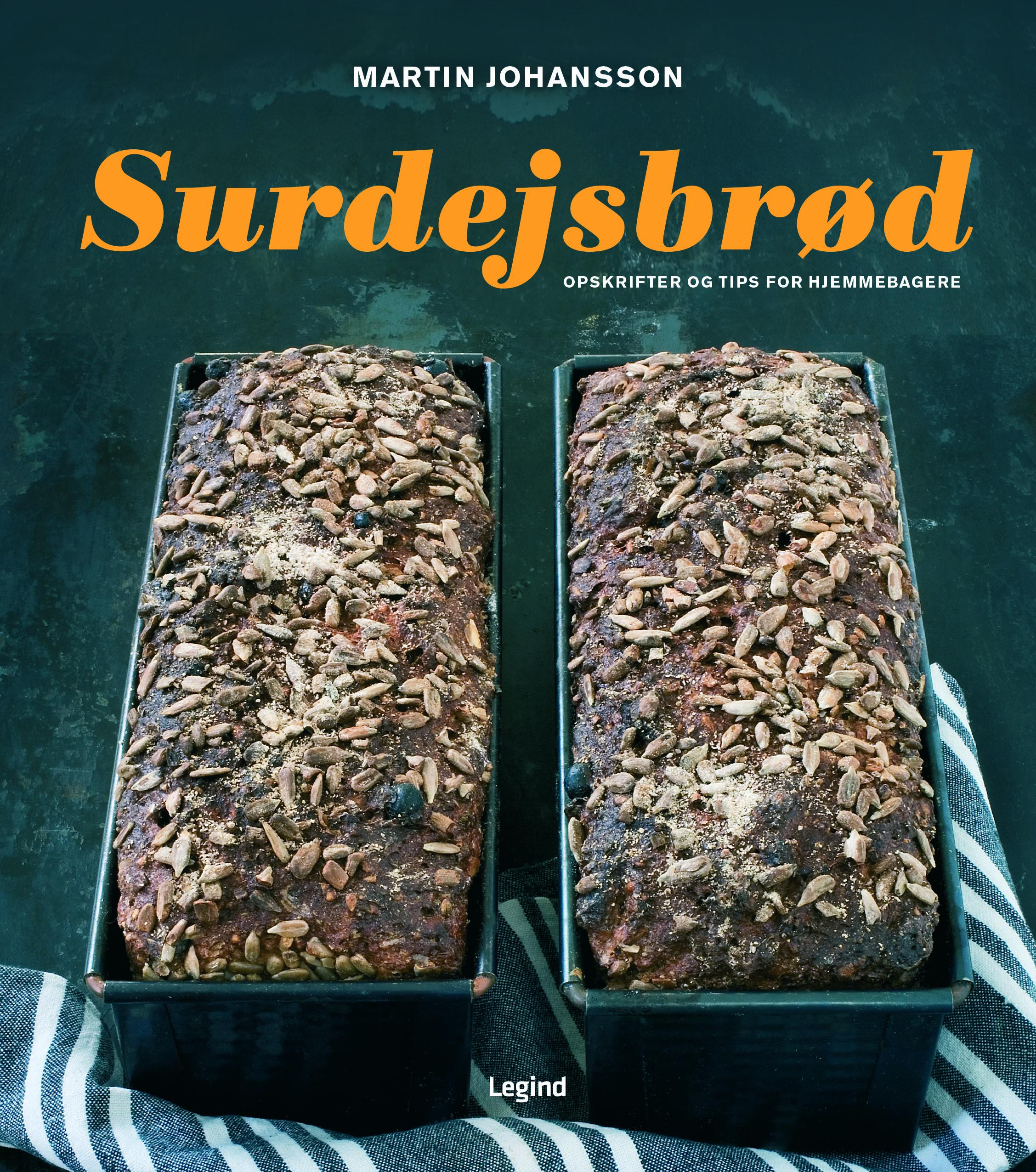 Surdejsbrød - design by Martin Flink
