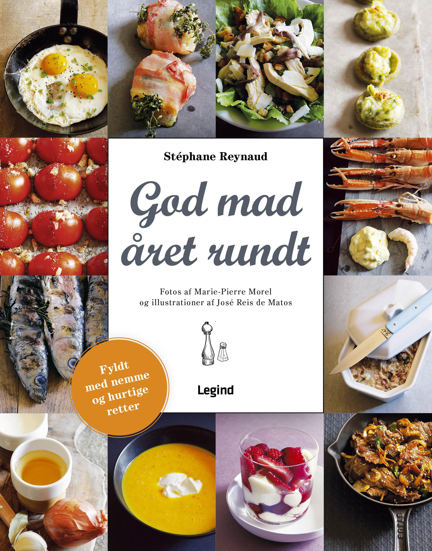 God Mad Året Rundt - design by Martin Flink