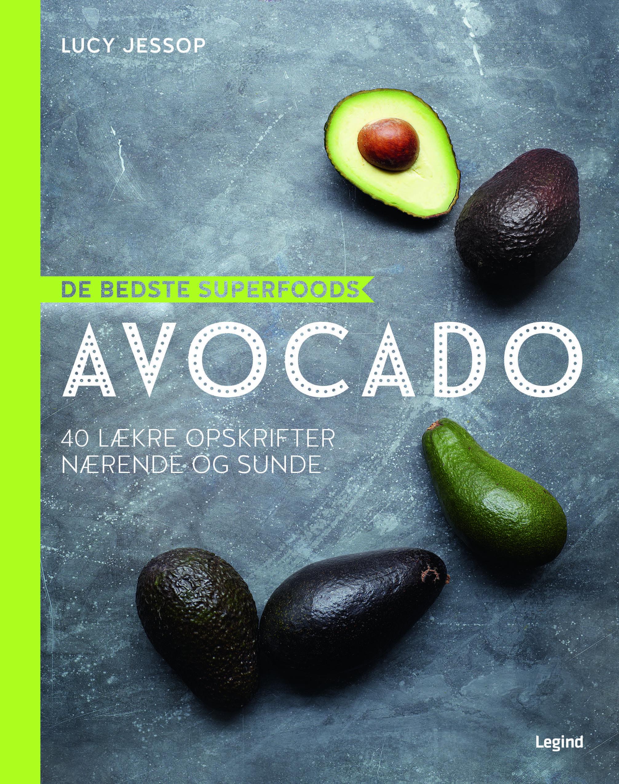 Avocado - Design by Martin Flink