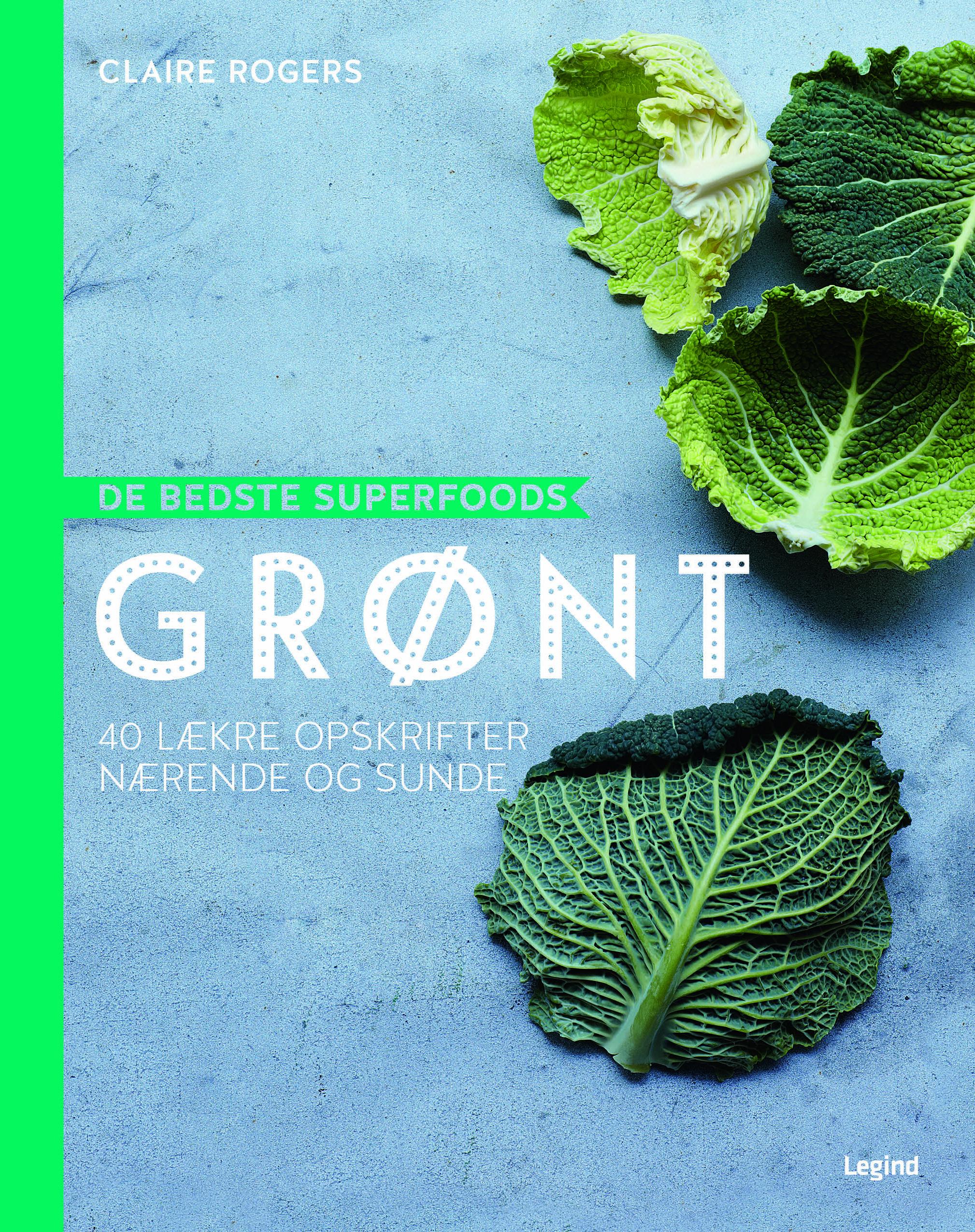 Grønt - Design by Martin Flink