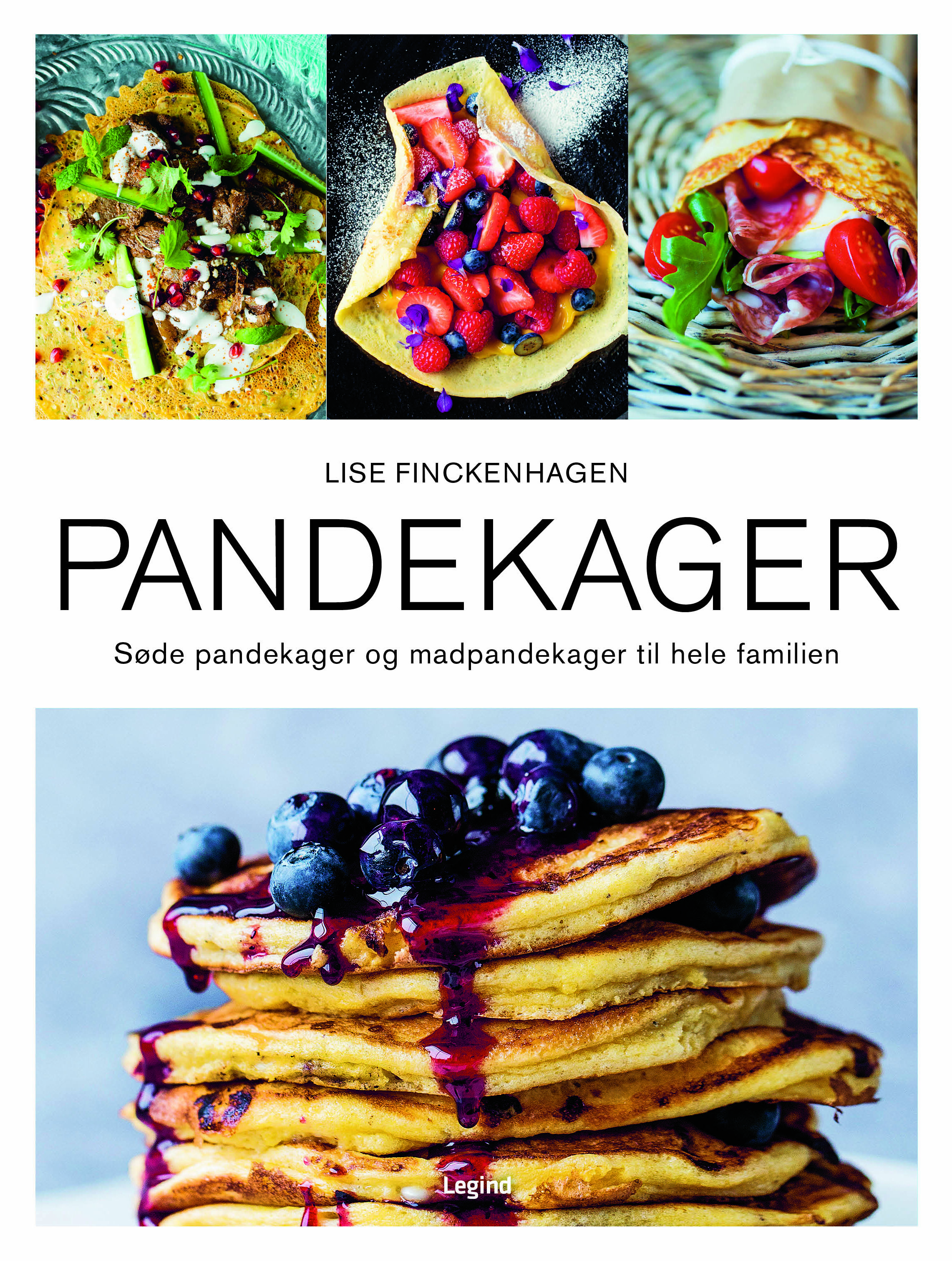 Pandekager - Design by Martin Flink
