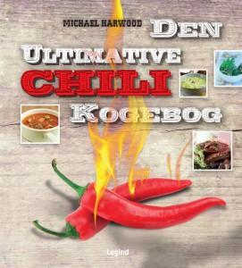 Den ultimate Chili kogebog - cover