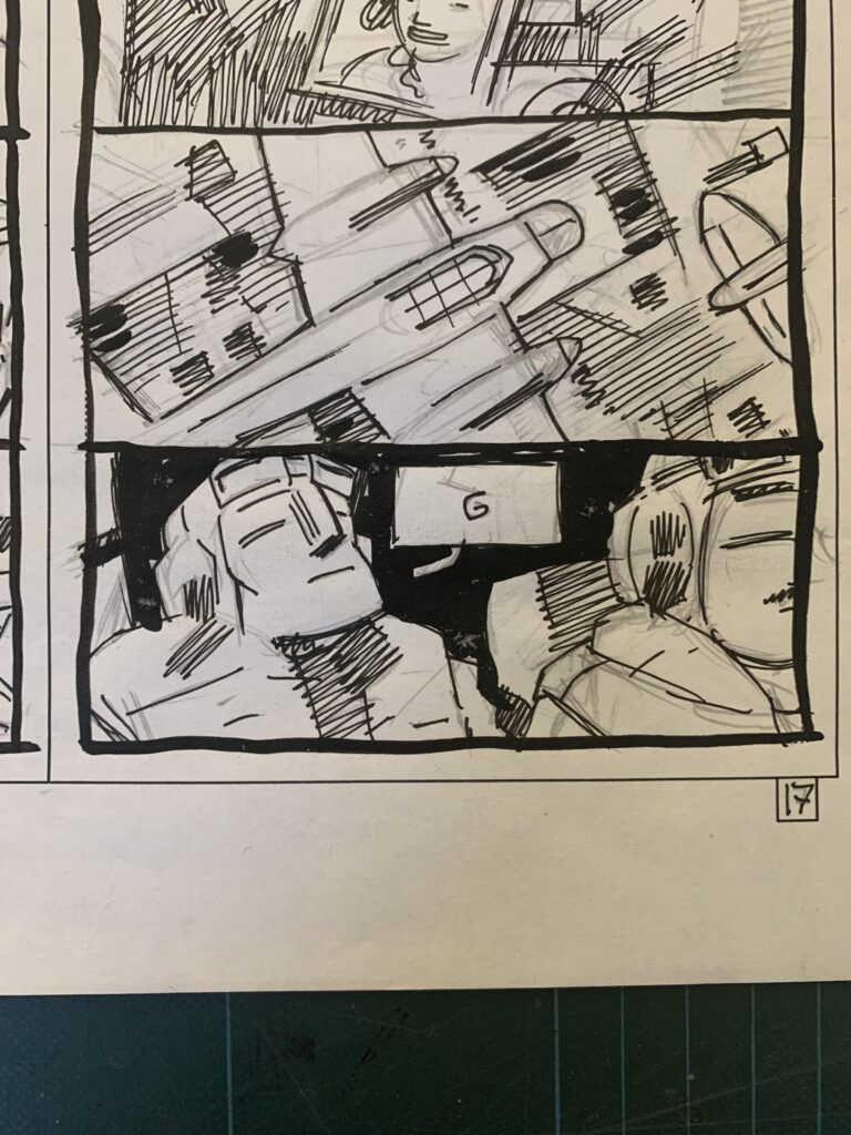 Thumbnail-page for Project ÆON page 17